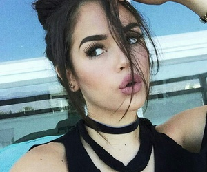 maggie lindemann, icon, and hair image