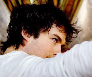 ian somerhalder, ian, and eyes image