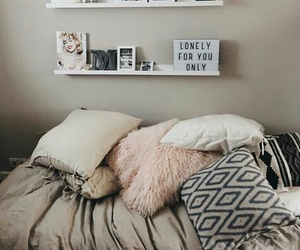 aesthetic, cosmetics, and pillow image