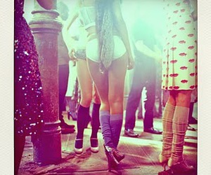 dancing shoes, fashion, and party image