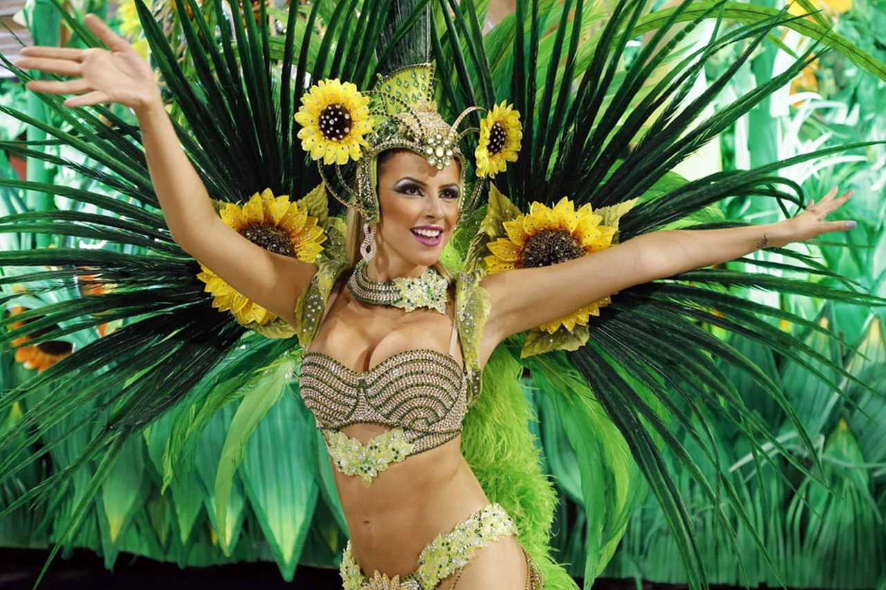 brazil, carnival, and party image