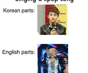kpop, d.o, and daesung image
