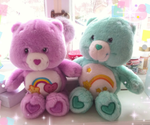 care bears, photography, and cute image