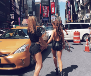 friends, new york, and best friends image