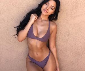 body, bikini, and fitness image