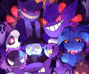 pokemon and ghost image