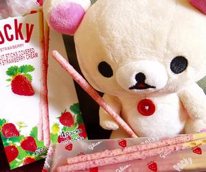 pocky, cute, and kawaii image