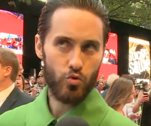 30 seconds to mars, jared leto, and london premiere image