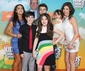 nickelodeon, the thundermans, and kids choice awards 2016 image