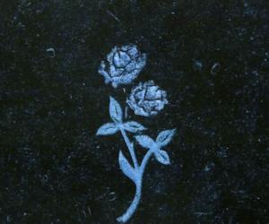 album, artwork, and dark image