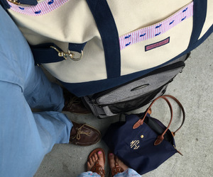 bags, explore, and travel image