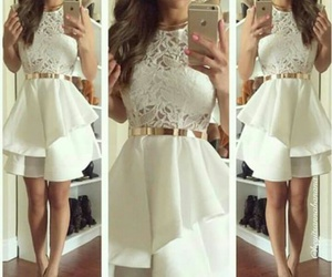 dress, style, and kleid image