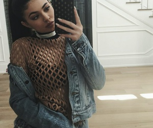 celebrity, kylie jenner, and fashion image