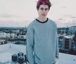 nash grier, nash, and boy image