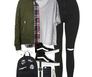 look, Polyvore, and lookbook image
