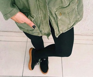 flawless, jacket, and shoes image