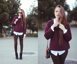 fashion and leopard print image