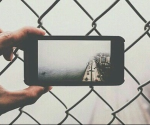 black, iphone, and photo image