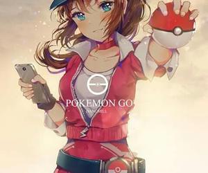 pokemon go, anime, and pokemon image