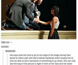amazing, jared padalecki, and Jensen Ackles image
