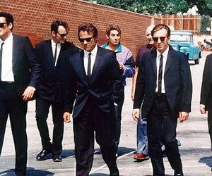 reservoir dogs and quentin tarantino image