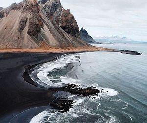 beach, travel, and nature image