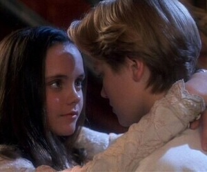 "christina ricci, as kathleen 'kat' harvey, and in ""casper"" (1995) image"