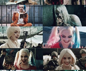 harley quinn, lockscreens, and suicide squad image