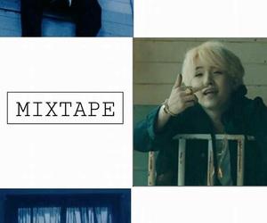 mixtape, bts, and suga image