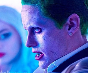 jared leto, suicide squad, and joker image