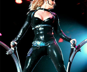 2004, britney spears, and in the zone image