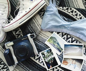 all star, instax, and polaroid image