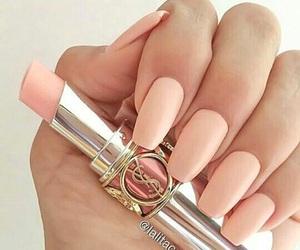 makeup and nail image