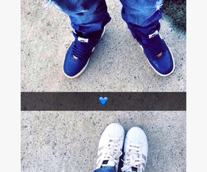 adidas, blue, and brother image