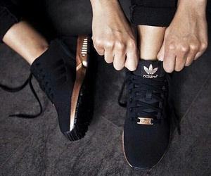 adidas, chic, and sporty image