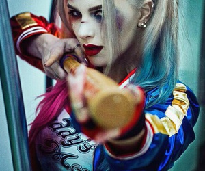 harley, harley quinn, and suicide squad image