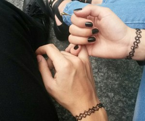 boyfriend, couples, and grunge image