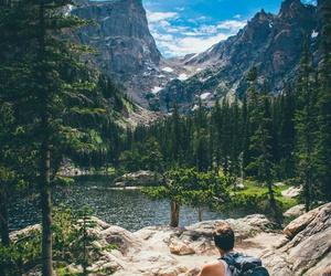 beautiful, wild, and hiker image
