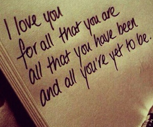 book, I Love You, and love image
