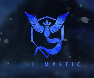 blue, go, and mystic image