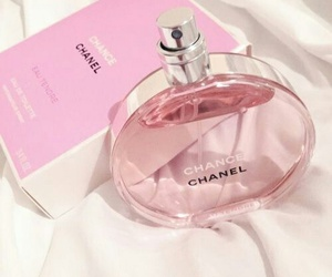 chanel, girl, and pink image