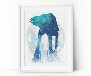 etsy, galactic empire, and Skywalker image