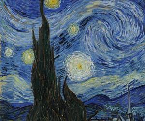 art, van gogh, and article image
