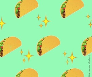 tacos and wallpaper image