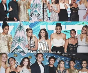 series, pretty little liars, and walpapers image