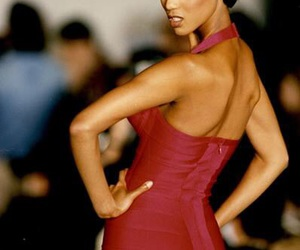 fashion show, Super Model, and tyra banks image