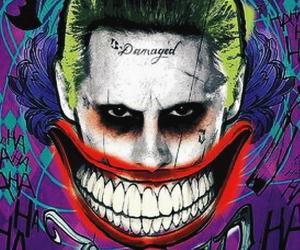 joker, suicide squad, and jared leto image