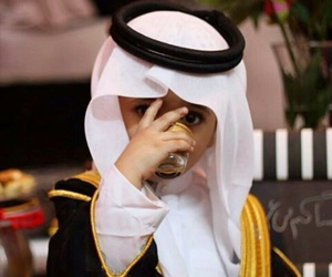 arab and handsome image