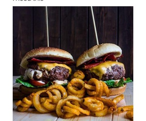 barbecue, burgers, and food image