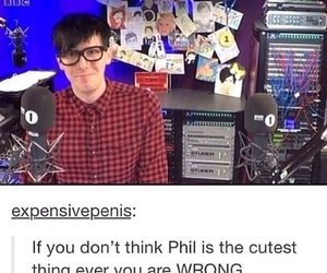 phil lester, phan, and youtube image